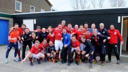 VV Buitenpost wint op valreep in Winsum