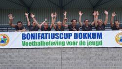 Het organisatieteam van de Bonifatiuscup 2018