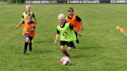 SC Cambuur voetbalmiddag bij VV Zwaagwesteinde