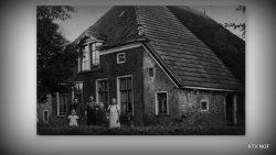 Boerderij van Familie Visser, de Dôlle 5 in Triemen