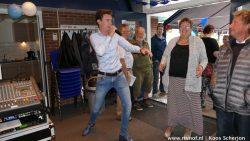 Gaatze Bosma bracht sfeer tijdens Open Dag RTV NOF