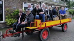 Presentatie kandidatenlijst Gemeentebelangen Noardeast-Fryslân