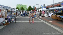 Gezellige familiedag op de Zuiderschans in Dokkum