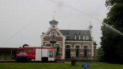 Herdenking omgekomen brandweermannen