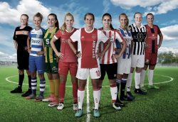 La League meidenvoetbal bij SC Heerenveen