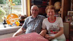 Willem en Sietske Meinsma gingen vroeg niet op vakantie