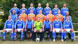 Selectie eerste elftal seizoen 2018/2019