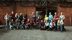 Muziekschool Opus 3 organiseert diverse optredens tijdens Admiraliteitsdagen