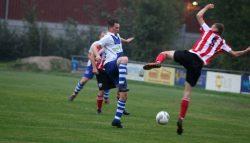 Friese Boys en De Lauwers spelen doelpuntrijk duel