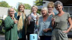 Zeekunstfestival op Schier geopend