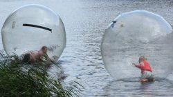 Volop waterplezier op Oosterbolwerk
