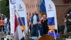 Maarten van der Weijden gaf het startschot