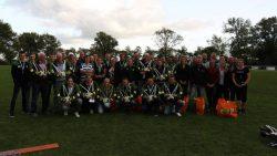 KV Warber Bliuwe viert 75-jarig jubileum