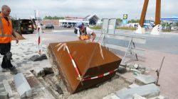 GBD: Verplaatsen ijzeren blokken niet voldoende