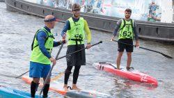 Stand up paddle, flyboards en bungeeroeien op het water
