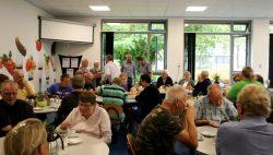 40-Jarig jubileum Jan Henk Visser bij NEF