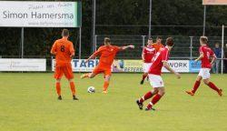 VV Kollum uitgeschakeld in bekervoorronde