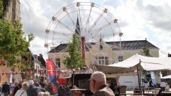 Het reuzenrad op De Markt