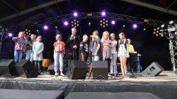Muzikale leerlingen uit de regio op De Markt
