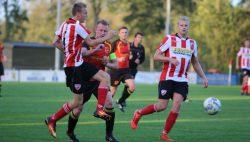 Friese Boys verliest offenduel van Oostergo