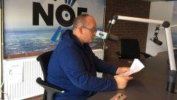 Jan van der Meer leest zijn column voor