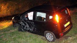 Persoon gewond bij verkeersongeval Augsbuurt