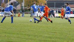 VV Kollum hard onderuit bij Veenhuizen