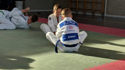 Judo Kings Wesley Smid en Boaz Elzinga