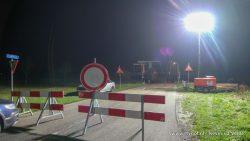 Tunnel Tichelwei Dokkum per direct afgesloten voor alle verkeer