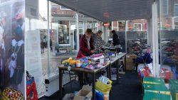 Glazen huis voor goede doel zaterdag in Dokkum