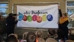 Nieuwe logo onthuld Casimirschool Kollum