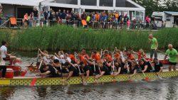 Dubbel Fries Kampioenschap Drakenbootrace in 2019