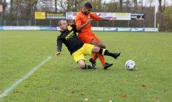 VV Kollum wint topper tegen SC Leovardia