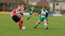 Friese Boys in de tweede helft langs VV Suameer