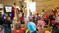Vertrek Sinterklaas en Zwarte Piet