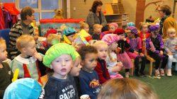 Sinterklaasfeest bij it Wrottershonk
