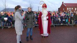 Sint wordt verwelkomt bij scholen De Westereen