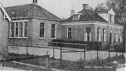 De Christelijke School op de Triemen (naast de Bazuin)