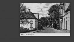 Voorstraat West in Kollum