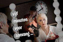 """Inez Timmer : """"Vijf minuten voor aanvang"""""""