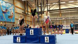 Honderd procent podium voor Turn- en Gymsport Dokkum