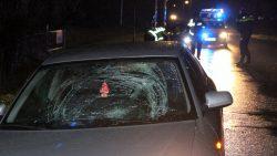 Fietser gewond na aanrijding met auto op Burdaarderstrjitwei
