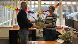Zilveren Jubileum Anita Mol-Wijtsma