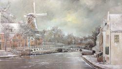Nieuw schilderij van Jan Kooistra