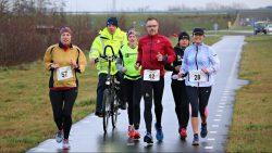 Harde wind en regen tijdens pittige Be Quickloop Dokkum