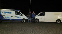 Links Foeke Dijkstra en rechts Ale Hoekstra