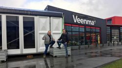 Vader Gosse en zoon Feitze Veenma