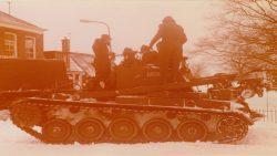 Het Joekeltje van het leger, meer foto's en info: www.rtvnof.nl
