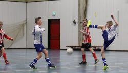 FVVK toernooi voor JO11 en JO13 in de van der Bij Hal