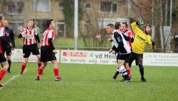 Geen geldige doelpunten bij Friese Boys-GSVV